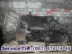 КПП DAF ATI ZF 16S150