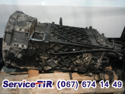 КПП рено ZF 16S221