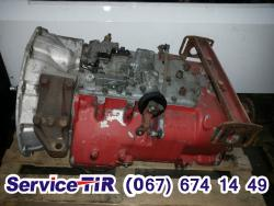 КПП MAN F 2000 Eaton rts 15316A