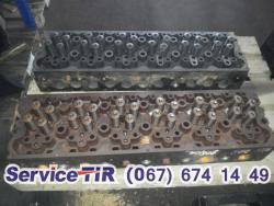 Головка блока двигателя рено ДСИ