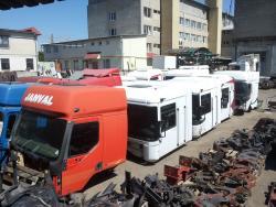 Кабины для грузовиков Мерседес