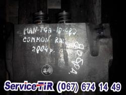 Головка блока двигуна MAN TGA 18.480