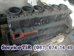 Блок двигуна MAN TGA D2866, 51011026320