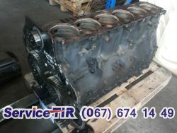 Б/у блок двигуна 7408130120, Рено магнум ДЧІ 480