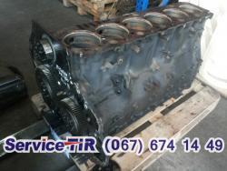 Б/у блок двигателя 7408130120, Рено магнум ГХИ 480