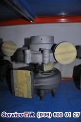 ремонт турбін ціна на DAF CF85.430