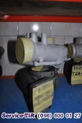 ремонт турбины GT42