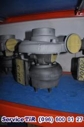 Отремонтированная турбина MAN 19.464