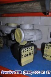 турбина для ман тга