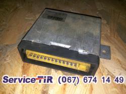 Електроніка ман, блок управління кондиціонером