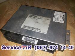 0265150353, блок керування гальмами ABS ман