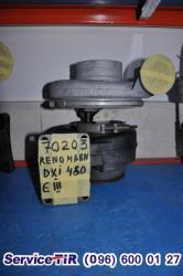ремонт турбин львов HX-50