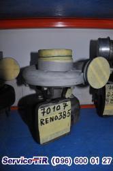 Premium dCi 385 євро2, ремонт турбін рено