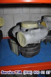ремонт турбин грузовых сканія