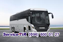 запчасти автобус Scania Touring