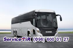 запчасти автобус Scania Touring