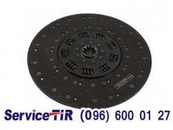 диск щеплення даф F2800/85