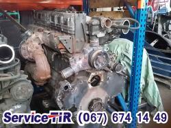двигатель даф cf85