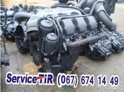 Двигун Mersedes-benz, двигун мерседес актрос v8