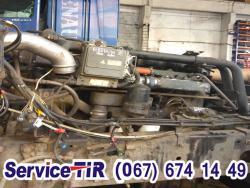 двигатель в комплекте для рено магнум 440