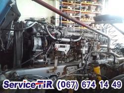 двигун рено преміум 385, бу
