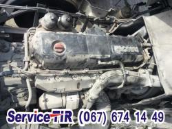 мотор, DAF XF 105 euro 5, daf ХФ 105 євро 5