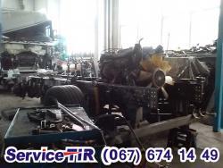 двигатель даф xf 95 на запчасти