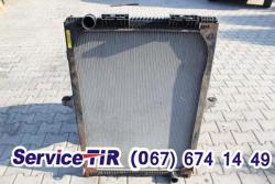 радіатор для ман ф2000
