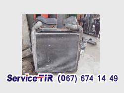 радиатор скания 114