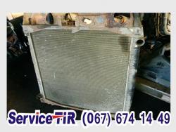 радиатор скания 124