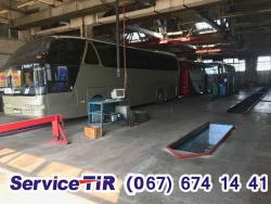 services and repair autobus lviv