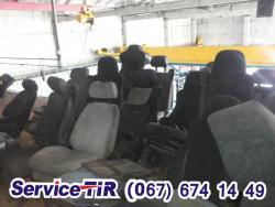 Сидіння до вантажівки Renault