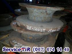 Ступица Renault с диском, рено марнум, премиум, купить Львов