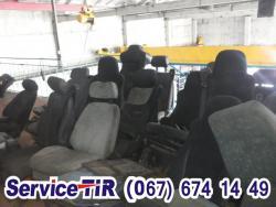 Сидіння до вантажівки ДАФ