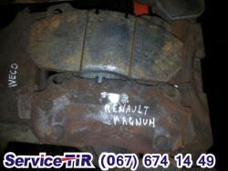 Гальмівні колодки Renault, рено, RENO Premium, RENO Magnum