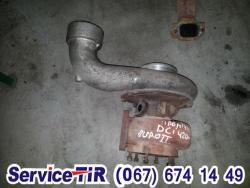 турбокомпрессор двигуна Renault