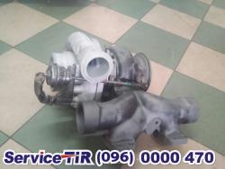 реставрована турбіна даф105пакарт