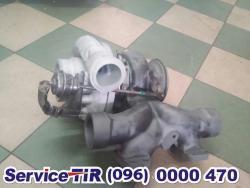 реставрированная турбина даф105пакарт