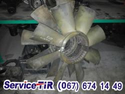Вентилятор охолодження двигуна Renault